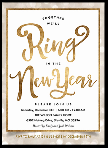 New Year Party Invitation Template New 2017 New Year S Eve Party Games and Ideas