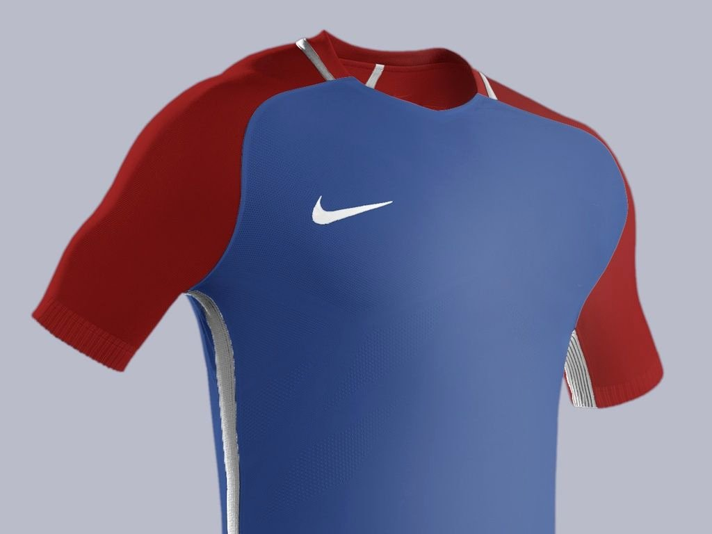 Nike Football Uniform Template Best Of Football Kit Mockup Psd Hd Template Full Editable Model