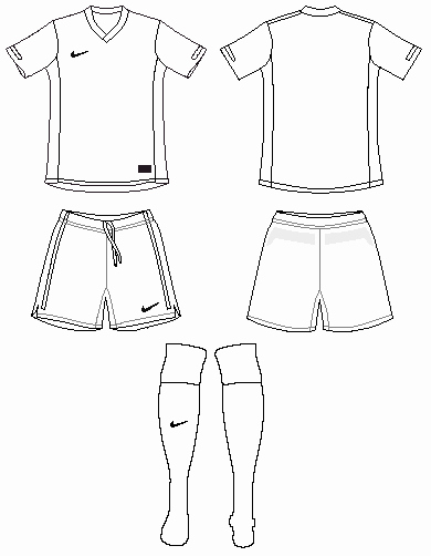 Nike Football Uniform Template Best Of Testing Out My Nike soccer Template for Paint Concepts