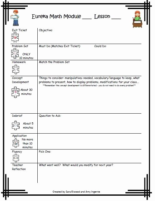 Nys Lesson Plan Template Beautiful 23 Best Engage Ny Math First Gr Images On Pinterest