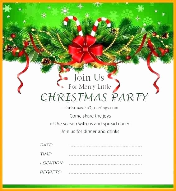 Office Christmas Party Invitation Template Fresh Cool Pany Christmas Party Invitation Templates