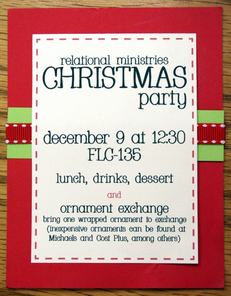 Office Christmas Party Invitation Template Unique Party Invitation Quotes Quotesgram