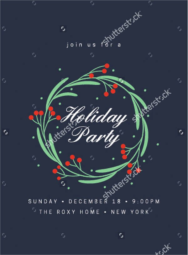 Office Party Invitation Template Beautiful 10 Fice Party Invitations Psd Ai Word