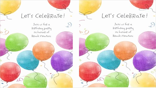 Office Party Invitation Template Best Of 8 Fice Birthday Invitation Designs & Templates Psd
