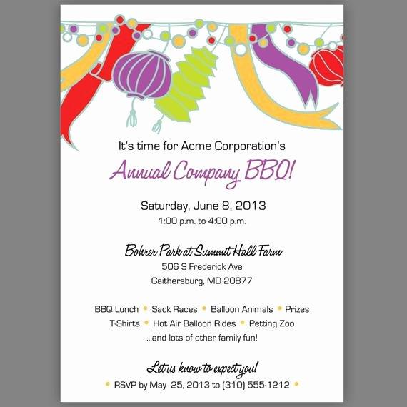 Office Party Invitation Template Elegant Items Similar to Pany Party Invitation Pany Picnic