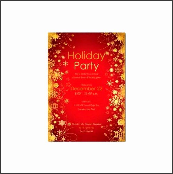 Office Party Invitation Template Inspirational 5 Microsoft Fice Invitation Templates Free Download