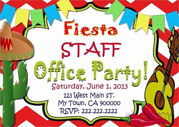 Office Party Invitation Template New 58 Sample Birthday Invitation Templates Psd Ai Word