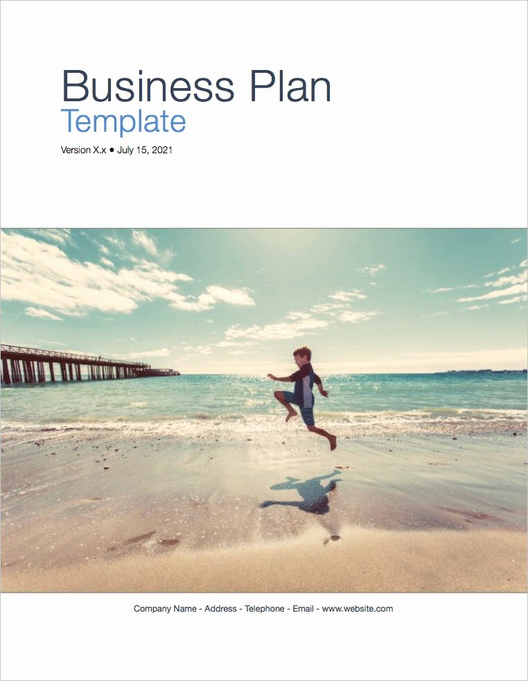 Pages Business Plan Template Elegant Business Plan Template Apple Iwork Pages and Numbers
