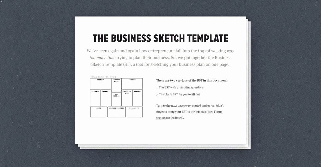 Pages Business Plan Template Elegant How to Create A Simple Effective E Page Business Plan