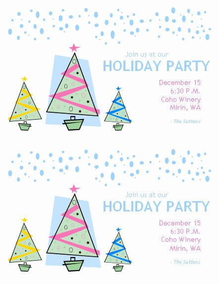 Party Invitation Template Microsoft Word Luxury Invitations Fice