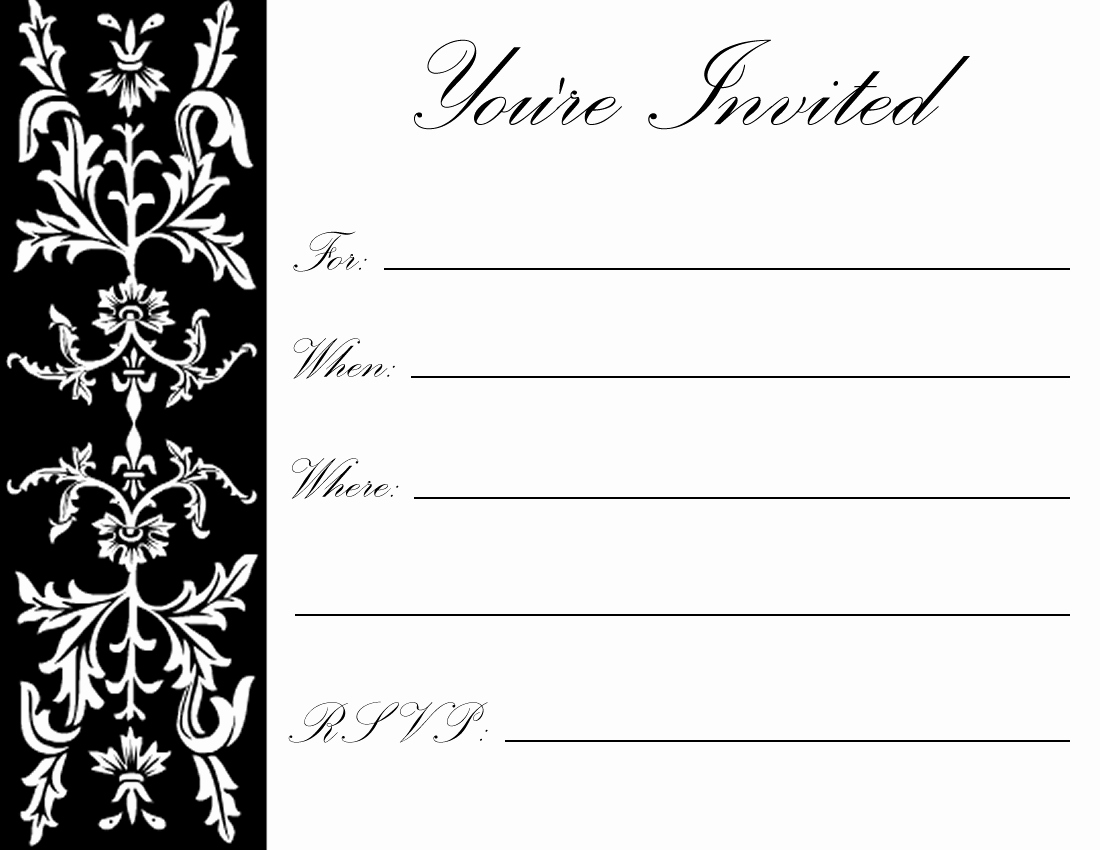 Party Invitation Template Printable Beautiful Free Printable 70th Birthday Party Invitations