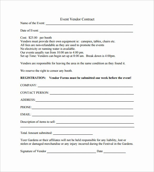 Party Rental Agreement Template Fresh Free Printable Rental Agreements