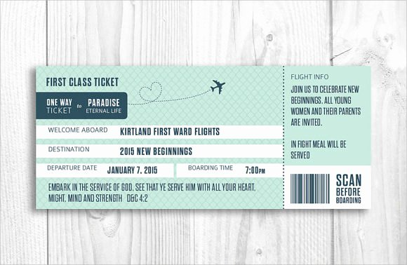 Passport Invitation Template Photoshop Luxury Free 15 Boarding Pass Samples In Pdf Psd Vector