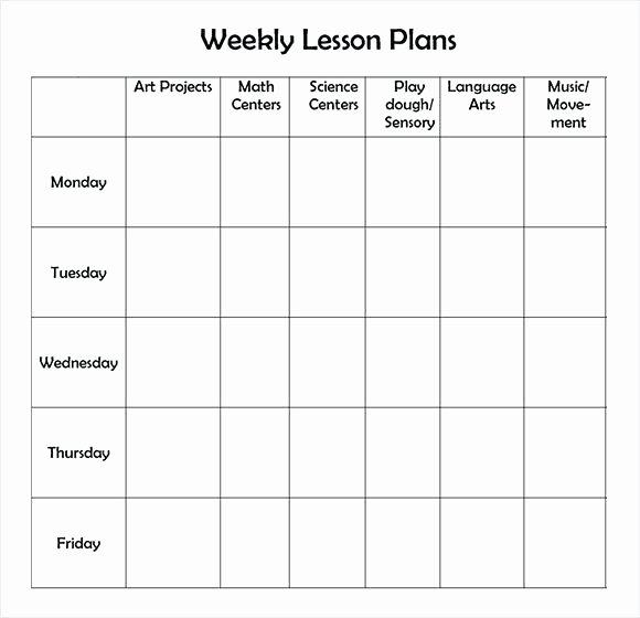 Pe Lesson Plan Template Blank Beautiful Blank Unit Plan Template – Gotostudyfo