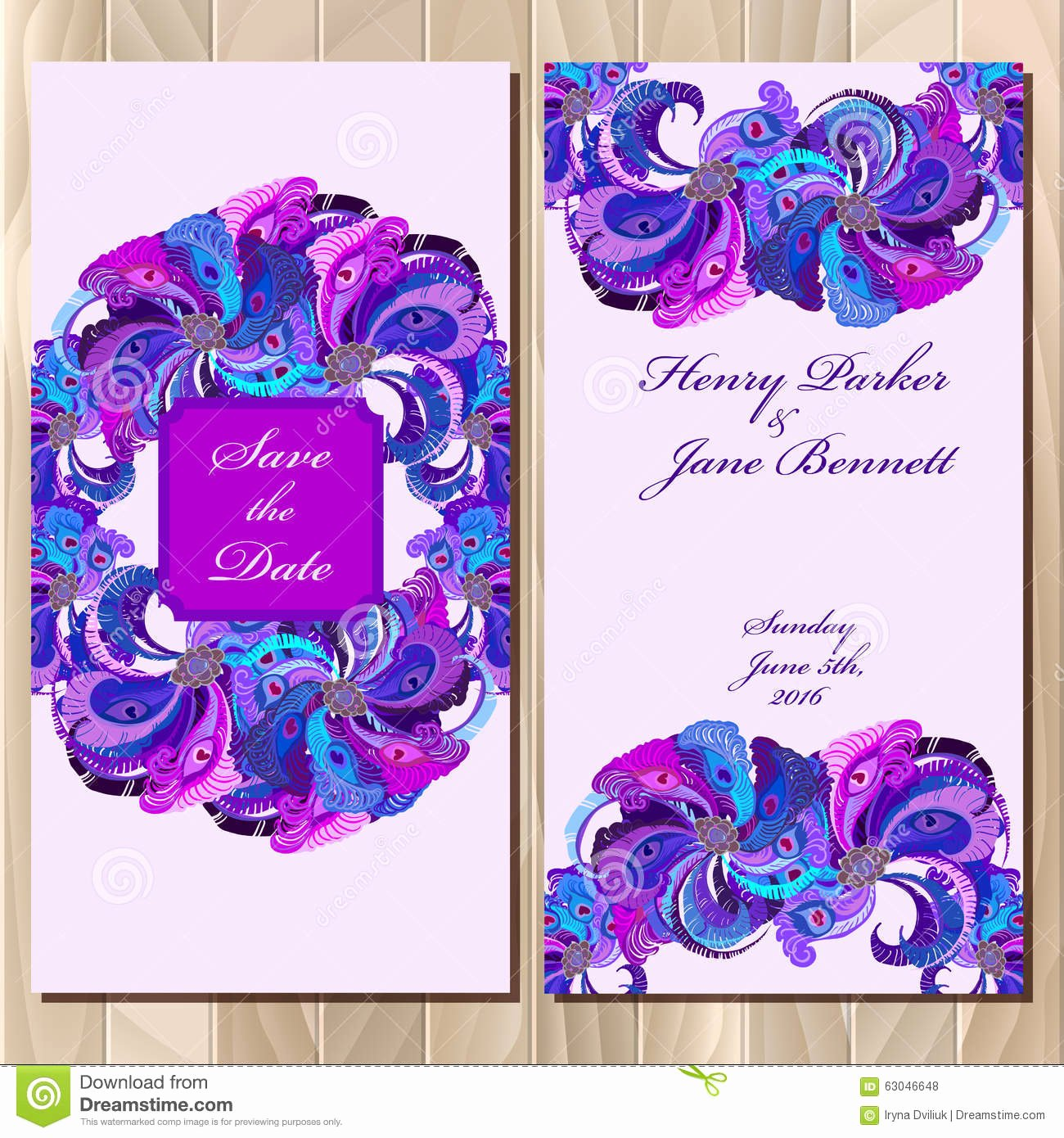 Peacock Invitations Template Free Best Of Peacock Invitation Templates