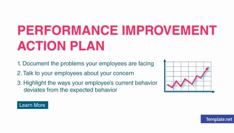 Performance Improvement Action Plan Template Fresh How to Make A Performance Improvement Action Plan