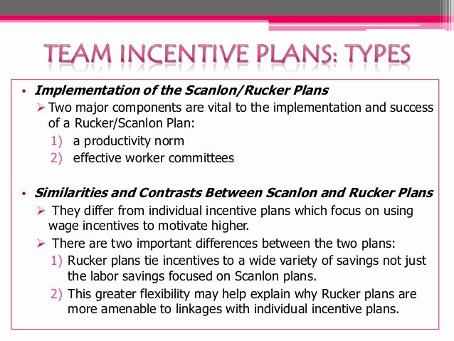 Performance Incentive Plan Template Fresh Index Of Cdn 29 2001 125