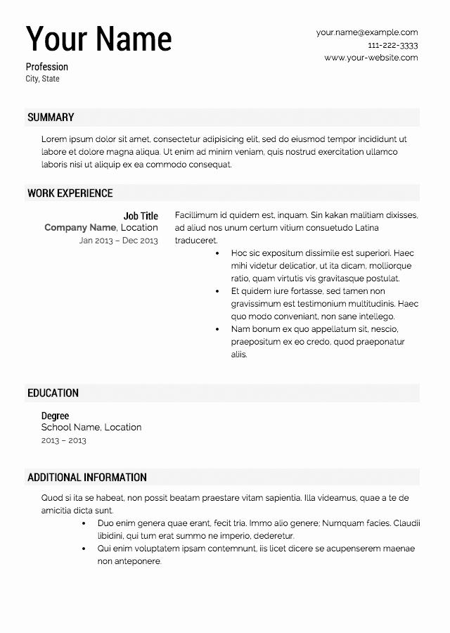 Performing Arts Resume Template Inspirational Performing Arts Resume Performing Arts Resume Template