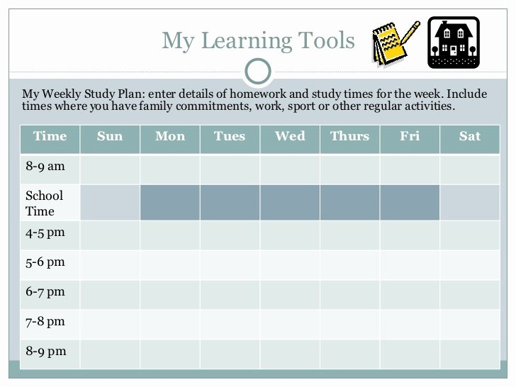Personalized Learning Plans Template Elegant Personal Learning Plan Template
