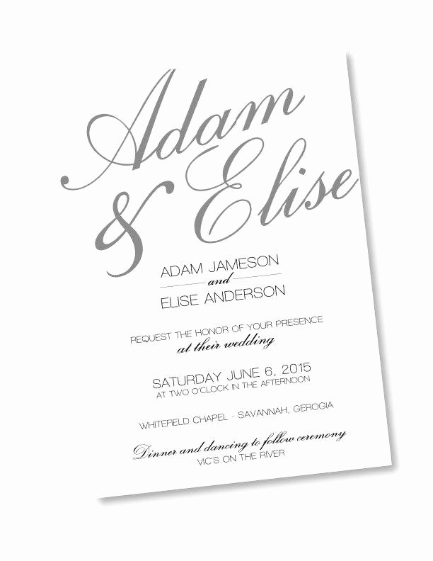 Photoshop Wedding Invitation Template Luxury Rustic Calligraphy Shop Template Wedding Invitation