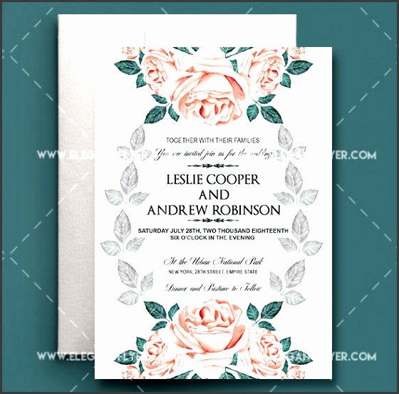 Photoshop Wedding Invitation Template Unique 10 Wedding Invitation Template Shop