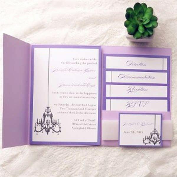 Pocket Wedding Invitation Template Beautiful Wedding Invitation Templates