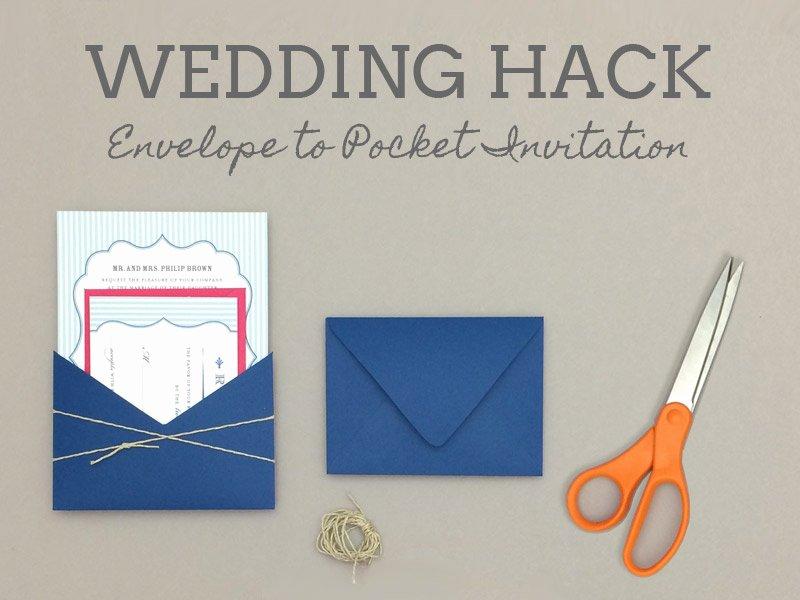 Pocket Wedding Invitation Template Fresh Freebie Amber Invitation & Rsvp In Seersucker Blue