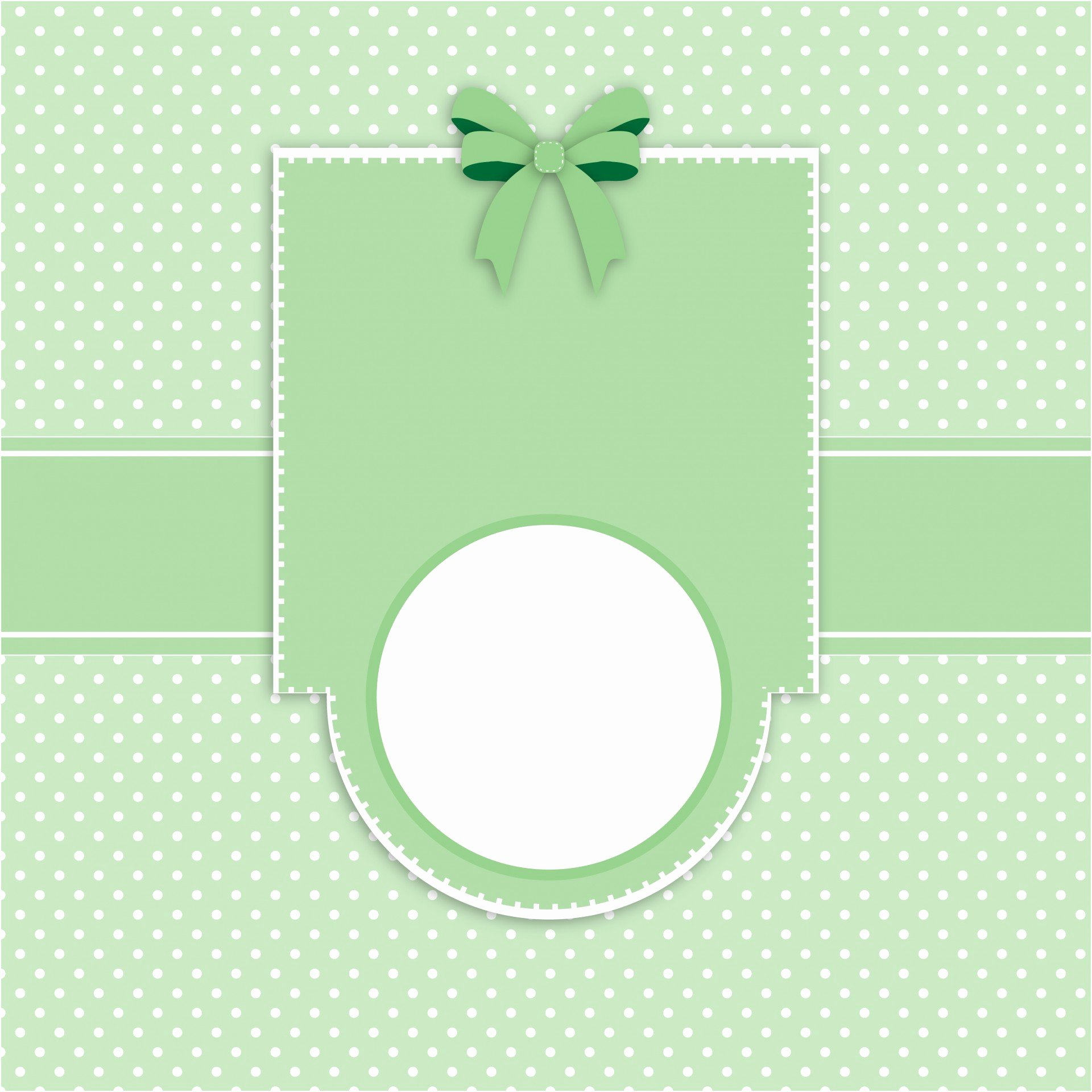 Polka Dot Invitation Template Best Of Card Invitation Polka Dots Template Free Stock