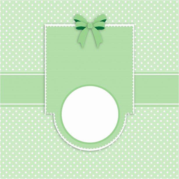 Polka Dot Invitation Template Unique Card Invitation Polka Dots Template Free Stock