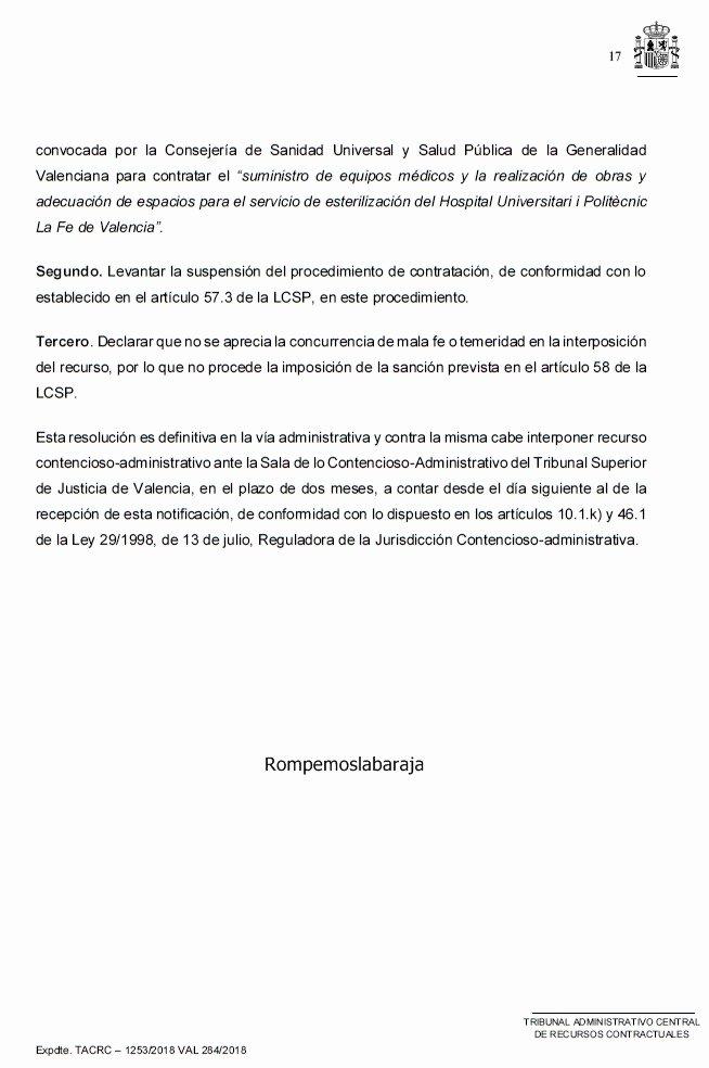 Pre Employment Physical form Template Beautiful El Tacrc Desestima El Recurso De La Empresa Antonio