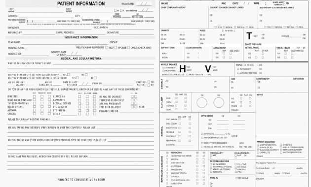 Pre Employment Physical form Template Fresh Medical Exam Templates Health Questionnaire form Template