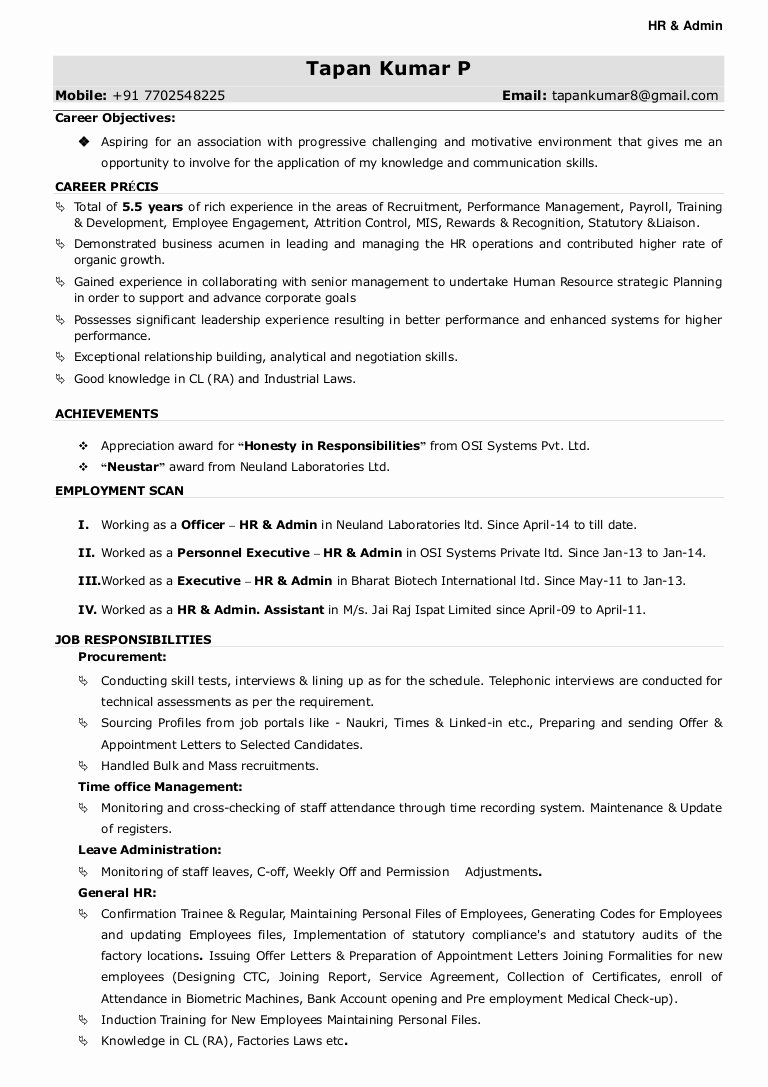 Pre Employment Physical form Template New Tapan S Updated Profile