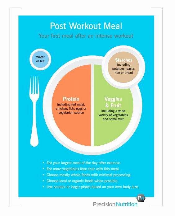 "Precision Nutrition Meal Plan Template New Precision Nutrition S ""my Plate"""