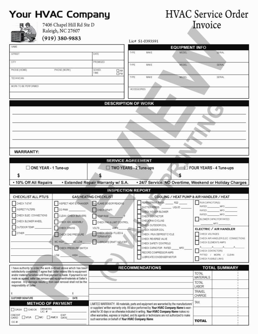 Preventive Maintenance form Template Awesome 13 Shocking Facts About Hvac Preventive