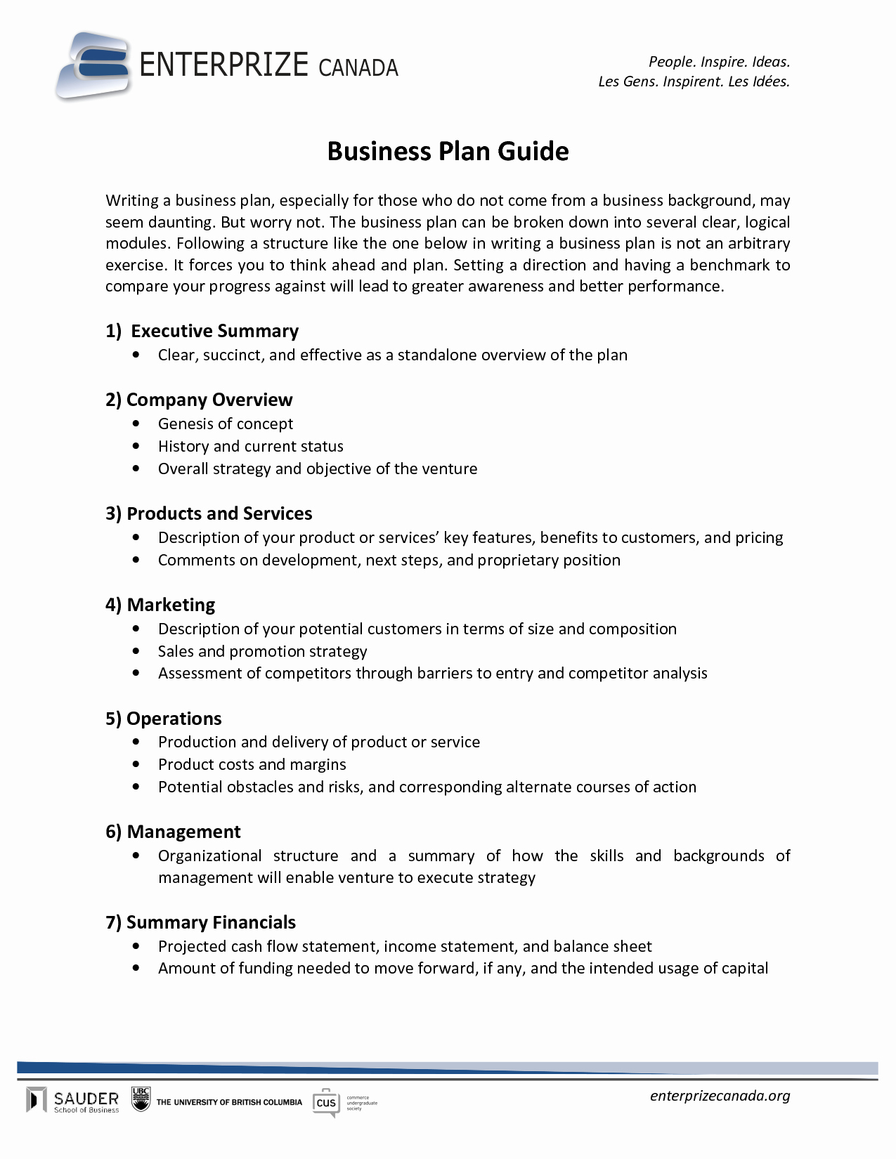 Printable Business Plan Template Inspirational Printable Sample Business Plan Sample form
