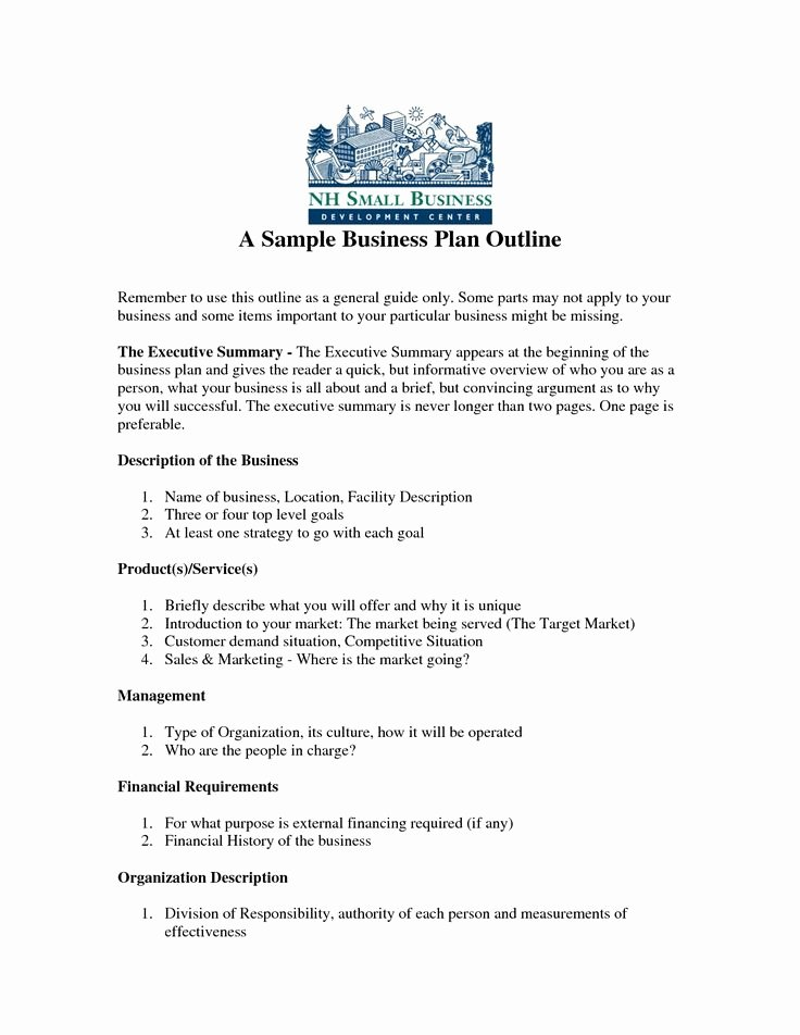 Printable Business Plan Template Unique What is A Business Plan