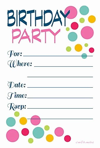 Printable Party Invitation Template Lovely Pin by Sumarie Kotze On B Day In 2019