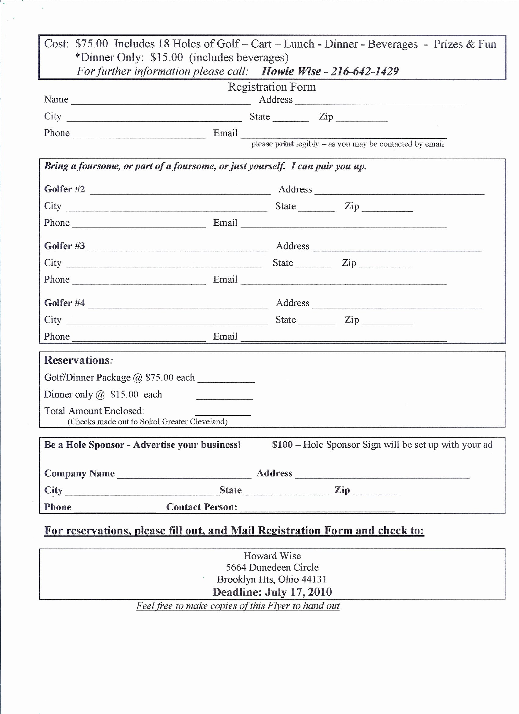 Printable Registration form Template Luxury Application form event Registration form Template Printable