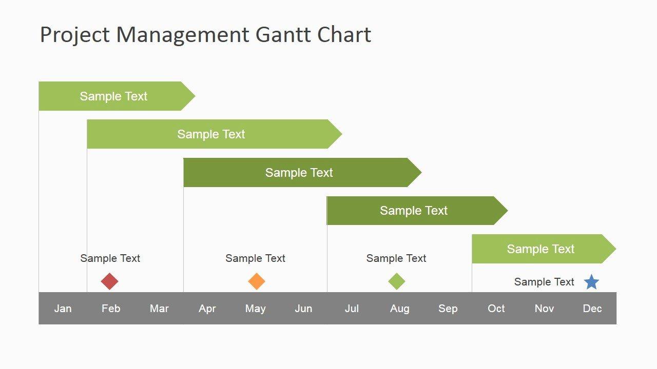Project Plan Powerpoint Template Elegant High Level Roadmap Project Timeline Slidemodel