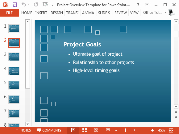 Project Plan Powerpoint Template Lovely Free Project Plan Powerpoint Template