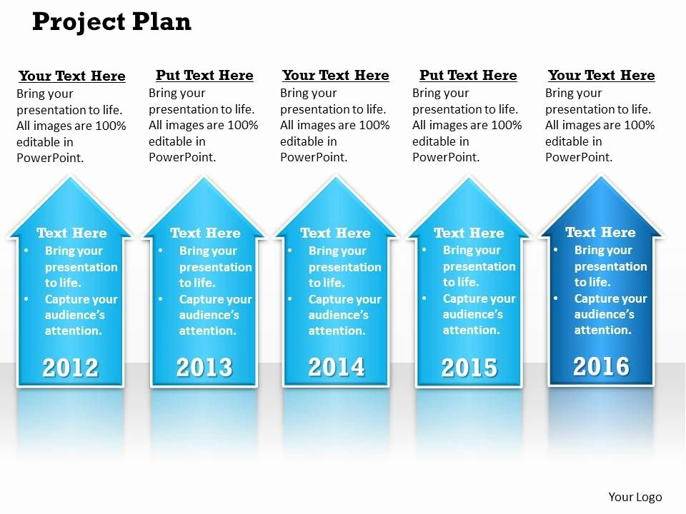 Project Plan Powerpoint Template Lovely Project Plan Powerpoint Template Slide