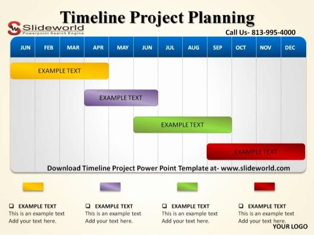 Project Plan Powerpoint Template Lovely Timeline Project Powerpoint Template