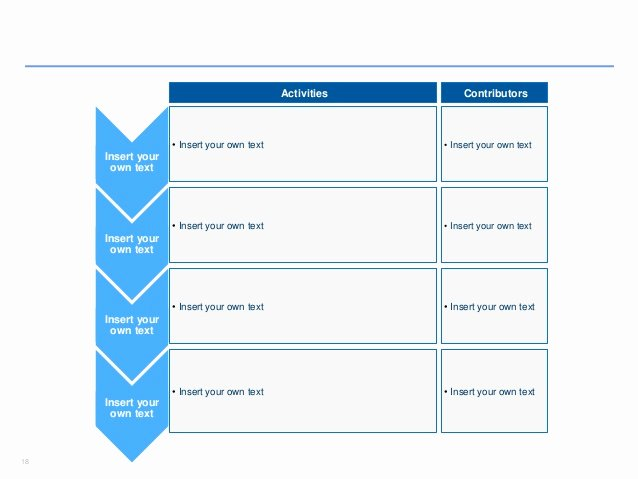 Project Plan Powerpoint Template Luxury Project Plan Templates In Powerpoint & Excel