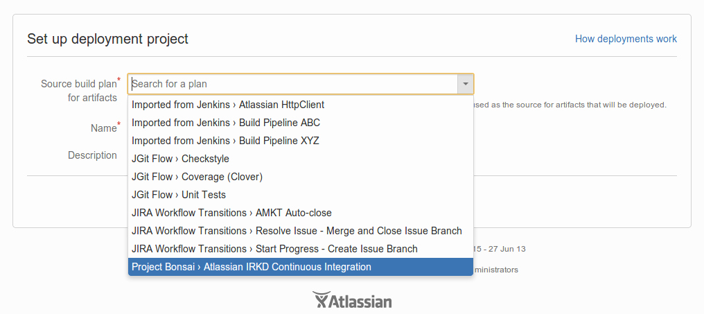 Project Rollout Plan Template Unique A Sample Deployment Project atlassian Documentation