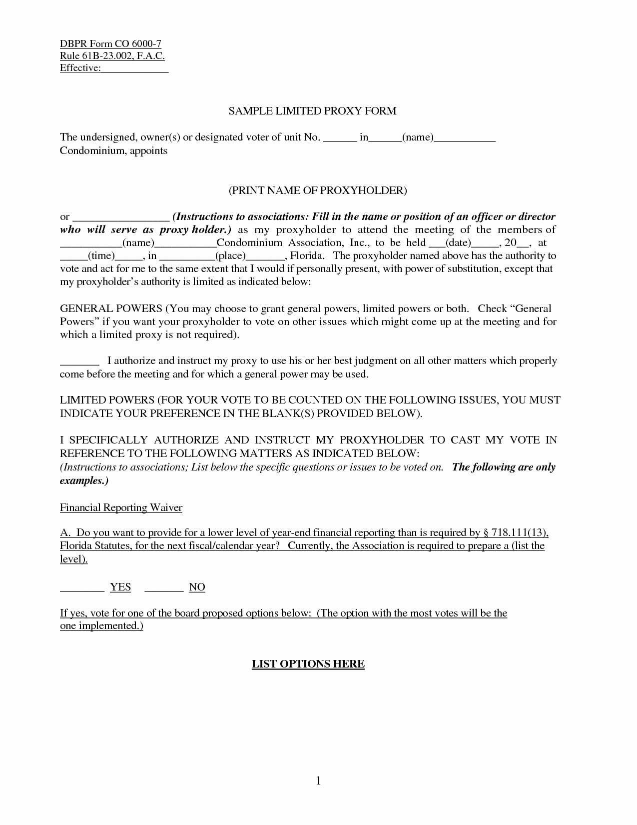 Proxy Voting form Template New Index Of Cdn 3 1994 771