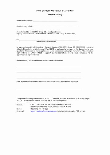 Proxy Voting form Template New Proxy Voting form Pdf 202 Kb Rank Group