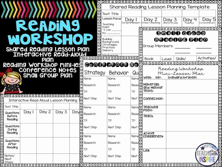 Readers Workshop Lesson Plan Template Inspirational Launching the Writing Workshop Do S and Don Ts the First