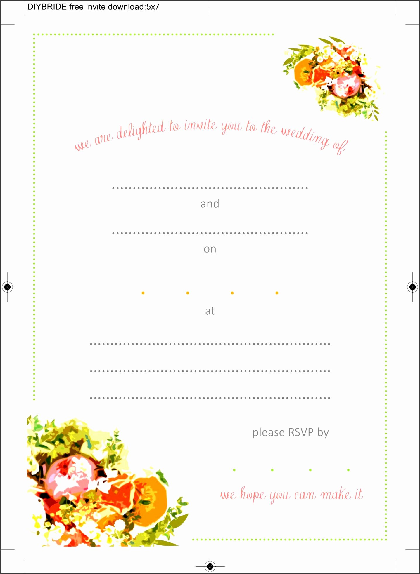 Reception Invitation Template Free Unique 4 How to Make Party Guest List In Ms Word