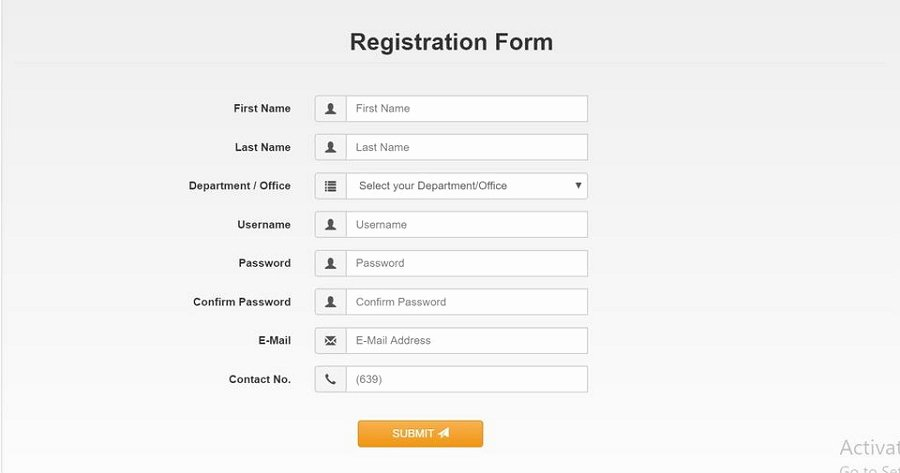 Registration form Template Free Download Luxury 50 Best Free Bootstrap form Templates & Examples In 2019