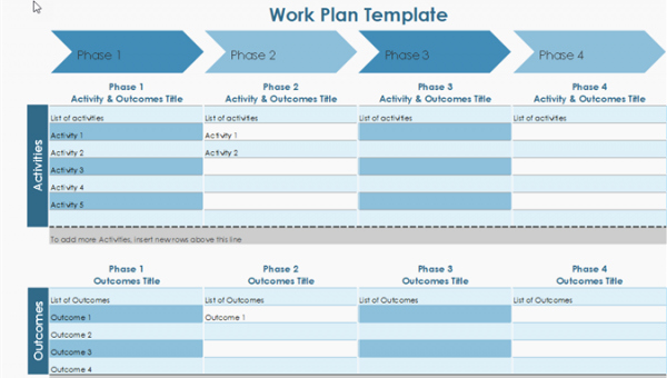 Release Plan Template Excel Fresh 10 Useful Free Project Management Templates for Excel